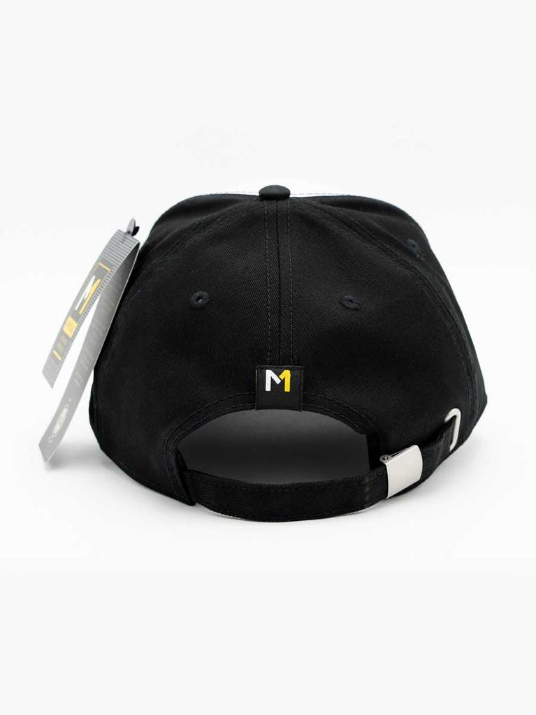 OLIMPIA CAP Blanco y Negro