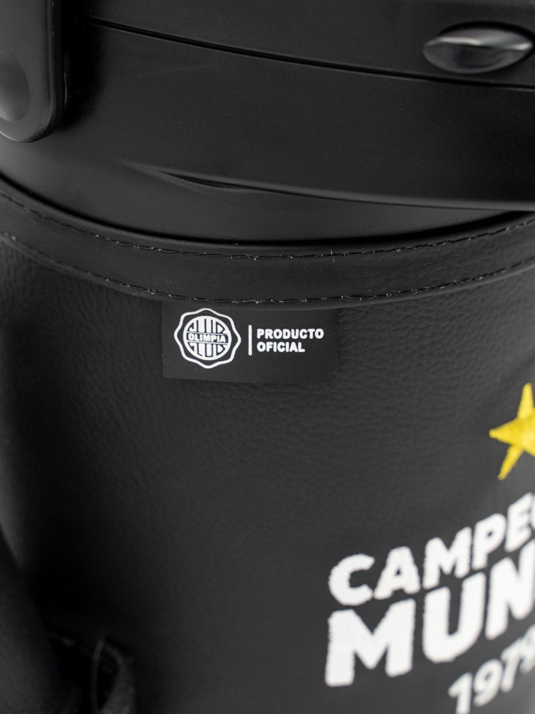 TERMO INDIO CAMPEON DEL MUNDO. FRIO/CALIENTE INOX