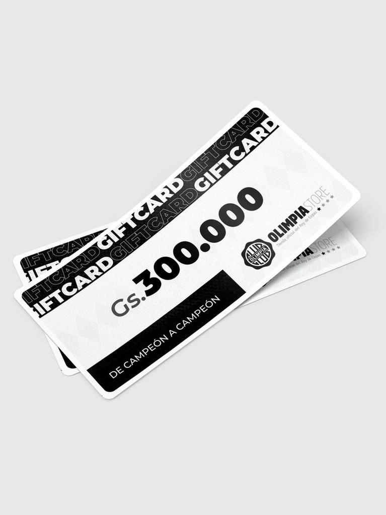GiftCard Digital 300